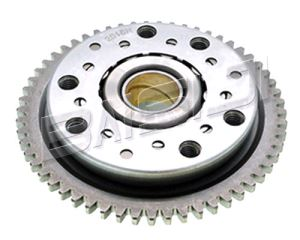 High Quality Motorcycle ENGINE Part,Motorcycle Starting Clutch for HONDA CG 200